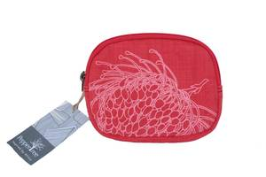 Bilde av Pengepung Bloom Rød - Structured red